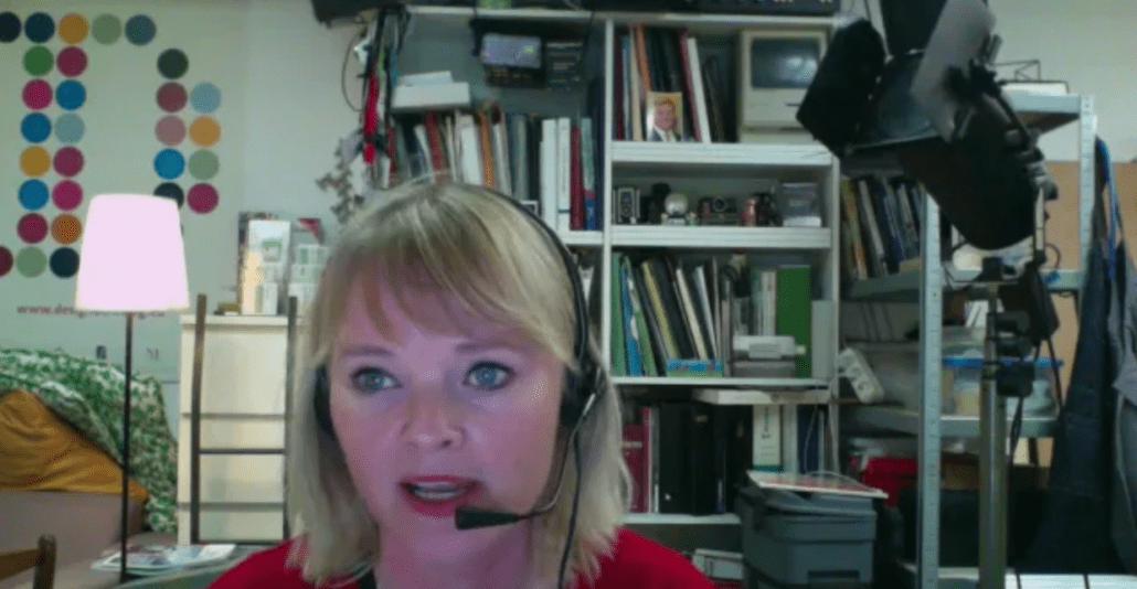 WES TALK #6 Suzanne de Rooij